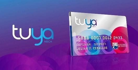 Resumen tarjeta Tuya