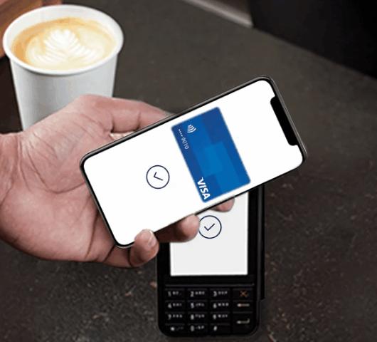 Pagar con contactless desde su teléfono móvil